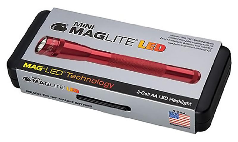 Фото 5 - Фонарь Mag-Lite Mini Mag LED SP22037F