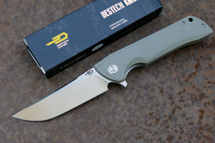 Складной нож Paladin, D2, рукоять G10Складной нож Paladin, D2