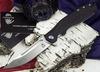 Складной нож Джин, черный - Nozhikov.ru