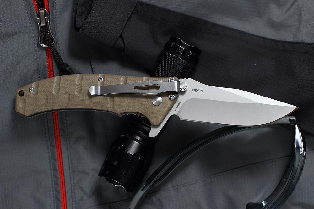 Фото 9 - Складной нож ODRA SW, Mr Blade от Mr.Blade