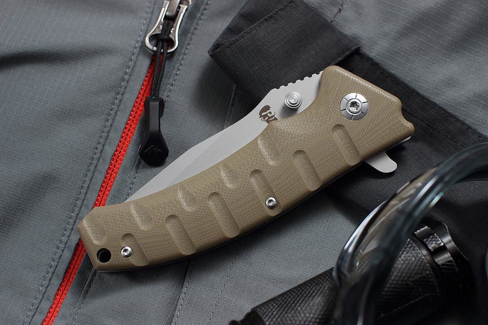 Фото 11 - Складной нож ODRA SW, Mr Blade от Mr.Blade