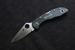 Складной нож Spyderco Delica 4 ZDP-189