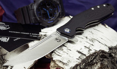 Складной нож Джин, сталь 9Cr18MoV, фото 2