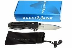 Полуавтоматический нож Barrage mini 585, сталь 154СМ, рукоять пластик, фото 5