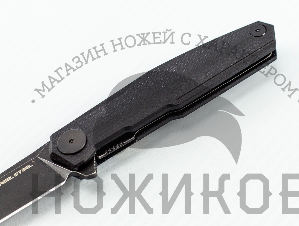 Фото 14 - Нож G3 Puukko Light, gray от Realsteel