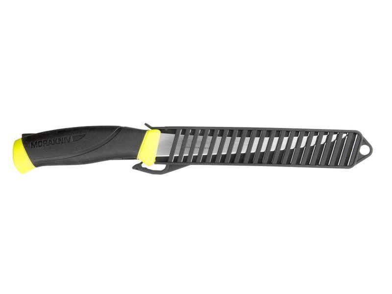 Фото 4 - Нож с фиксированным лезвием Morakniv Fishing Comfort Fillet 155, сталь Sandvik 12C27, рукоять резина/пластик
