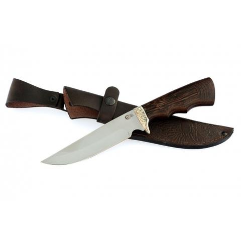 Кованый нож из нержавеющей стали 95х18 «Легионер» - Nozhikov.ru