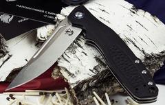 Складной нож Джин, сталь 9Cr18MoV, фото 3