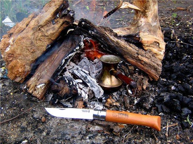 Фото 6 - Нож складной Opinel №10 VRN Carbon Tradition