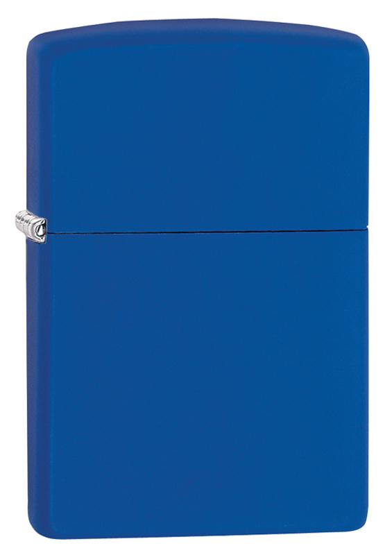 Фото 3 - Зажигалка ZIPPO Classic с покрытием Royal Blue Matte