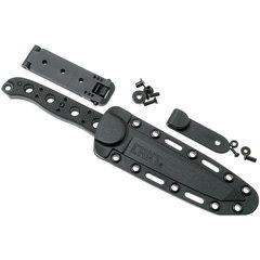 Фиксированный нож CRKT M16-13FX, сталь SK-5, рукоять черная G10, фото 6